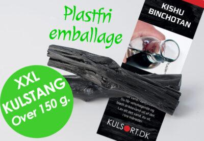 XXL Aktivt kul fra Kulsort.dk
