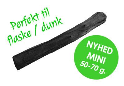 MINI-stænger fra Kulsort.dk er renser drikkevandet i små og mindre karafler og flasker.